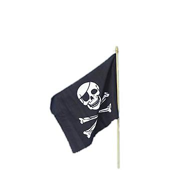 Pirate Flag, 45x30cm.