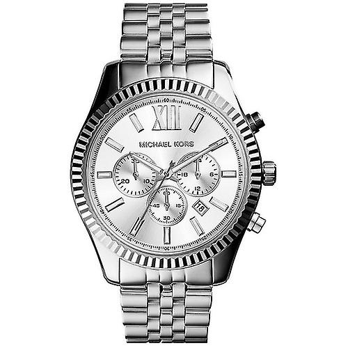 Michael Kors Mens' Lexington Watch - MK8405 - Silver