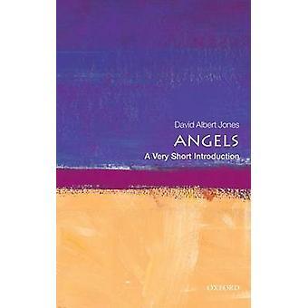 Anges - une très brève Introduction par David Albert Jones - 97801995473