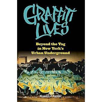 Vie de graffiti - au-delà de la balise dans le métro urbain de New York par le Gre