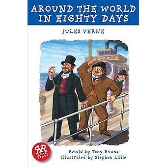 Around the World in Eighty Days by Jules Verne - Stephen Lillie - 978