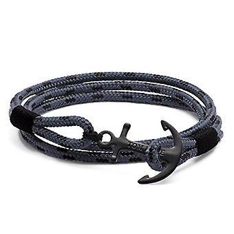 Tom Hope Eclipse Sterling Silver Large Bracelet TM0153