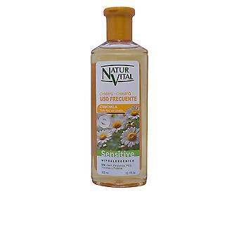 Natur Vital Shampoo Känslig Kamomila 300 Ml Unisex