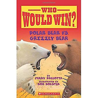 Ours blanc vs Grizzly Bear (qui va gagner?)