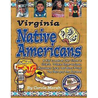 Virginie Indiens (Paperbook) (patrimoine amérindien)