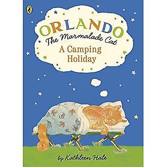 Orlando il gatto di marmellata: una vacanza in campeggio