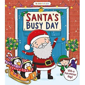 Journée du père Noël (livre de bord de Noël)