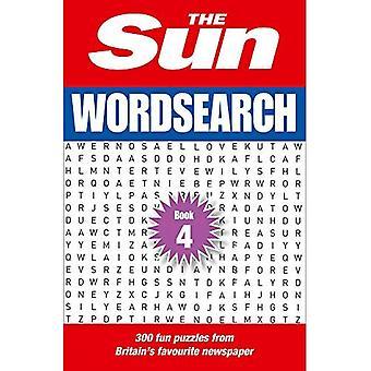 Sun Wordsearch kirja 4: 300 hauskaa palapelit Britannian suosikkisanomalehtesi