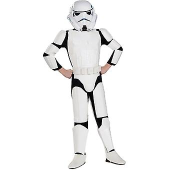 Stormtrooper barn kostume