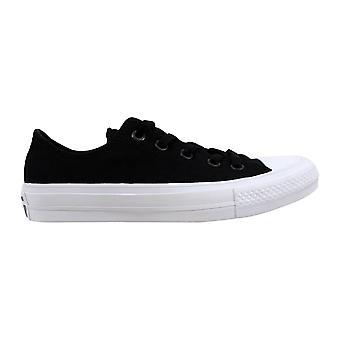 Converse Chuck Taylor II OX Black/White 150149C Men's