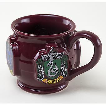 Harry Potter Crests 3D Mug