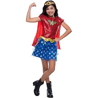 Darling Wonder Woman Child Costume