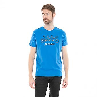 Trespass Mens Hanks II Short Sleeve Graphic T Shirt