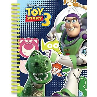 Disney Toy Story Notebook briefpapier