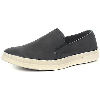 Route 21 M764 Twin Gusset Mens Casual Slip On Shoes  AND COLOURS