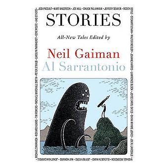 Stories - All-New Tales by Neil Gaiman - Al Sarrantonio - 978006123093