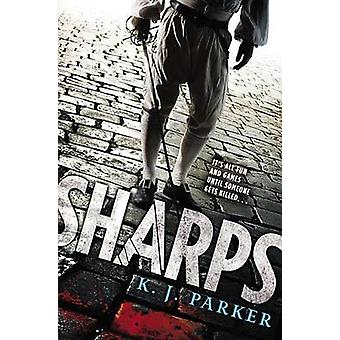 Sharps by Parker - 9780316177757 Book