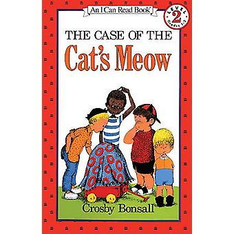 The Case of the Cat's Meow by Crosby Newell Bonsall - 9780881031867 B