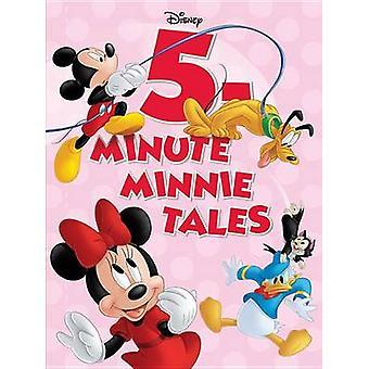 5-Minute Minnie Tales by Disney Book Group - Disney Storybook Art Tea