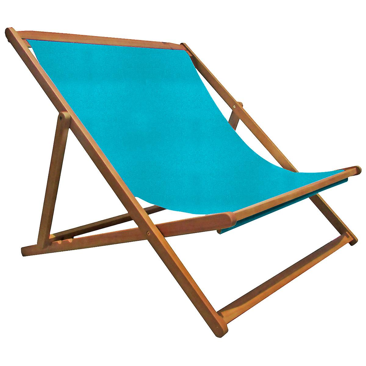 Charles Bentley FSC Eucalyptus en bois Double chaise