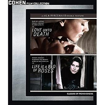Love Unto Death / Life Is a Bed of Roses [BLU-RAY] USA import