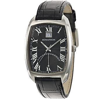 Romanson Classic TL0394MM1WA32W Men's Watch