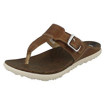 Ladies Merrell Toe Post Sandals Around Town Post J03746