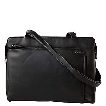 Picard Full Black Women's Shoulder Bag (Schwarz) 9x24x33 Centimeters (B x H x T)