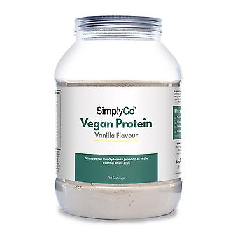 Simplygo/Vegan-protéine-poudre-poudre de protéine de 900 g