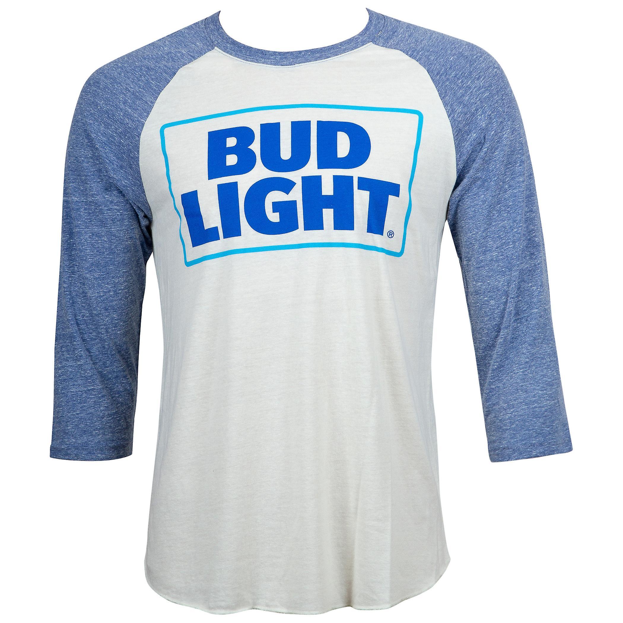 Grey Marl Crew T-shirts Mens Medium. Beer ***NEW*** Coors Light