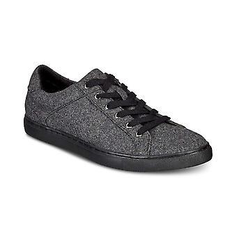 Bar III Mens Kalen Wool Sneakers Wool Low Top Lace Up Fashion Sneakers