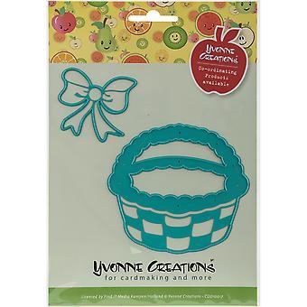 Find It Trading Yvonne Creations Die-Basket