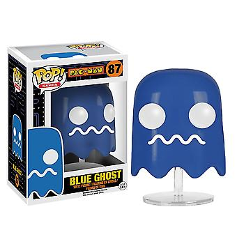 Pac-Man Blue Ghost Pop! Vinyl