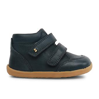 Bobux Step Up Boys Timber Boots Navy