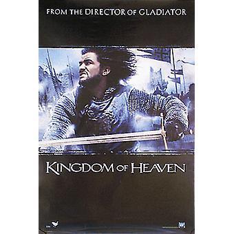 مملكة السماء (إعادة طبع مسبق من جانب واحد) إعادة طباعة ملصق