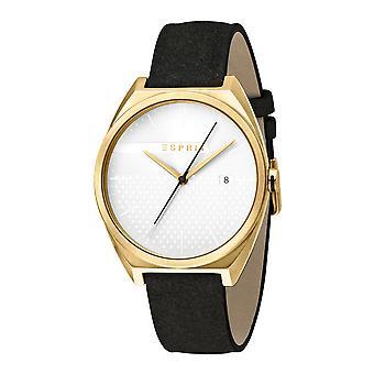 Esprit ES1G056L0025 Slice Gents Silver Gold Men's Watch