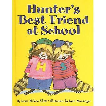 Melhor amigo de caçador na escola