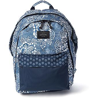 Rip Curl Double Dome Coastal View Backpack in Navy