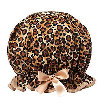 Wild Thing Shower Cap