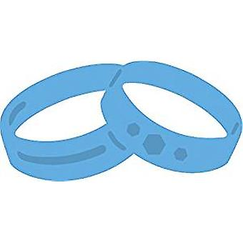 Marianne Design Wedding Rings Creatable Die, Blue