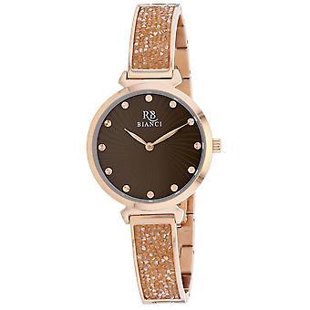 Roberto Bianci Women's Brillare Brown Dial Watch - RB0207