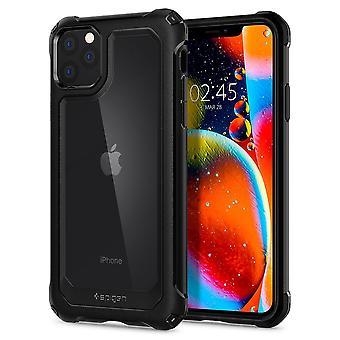 Funda de guantelete SPIGEN para Apple Iphone 11 PRO Max Carbon Negro
