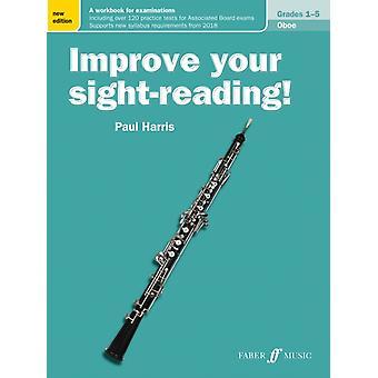 Improve your sightreading Oboe Grades 15