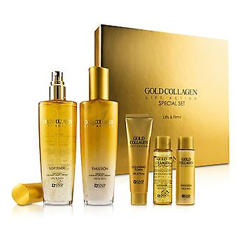 Gold Collagen Lift Action Special Set - Lifts & Firms - 5pcs