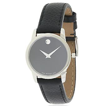 Movado Museum Classic Leather Mens Watch 0607015