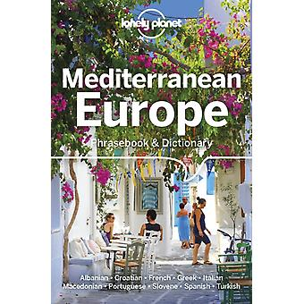 Lonely Planet Mediterranean Europe Phrasebook  Dictionary