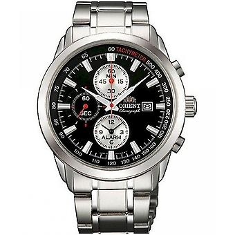 Orient Herrenuhr Sporty quartz Chronograph TD11001B