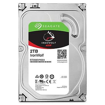 2TB IronWolf NAS 3.5&5 SATA3 6Gb/s 64MB HDD