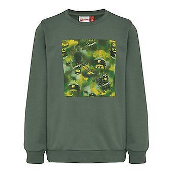 Lego tragen Legowear Green Pullover Lego Ninjago
