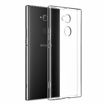 iCoverCase | Sony Xperia L2 |  Transparent TPU Skal